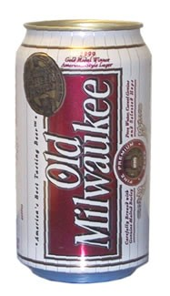 Old Milwaukee Beer Diversion Can Safe
