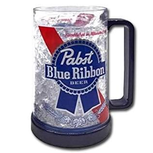 Pabst Blue Ribbon Freezer Beer Mug