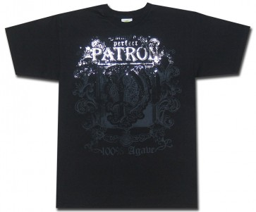 Patron Shirt : Agave Silver Foil T-Shirt