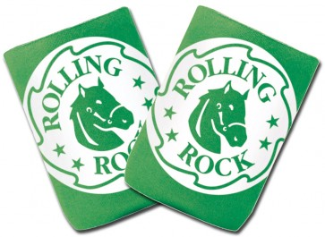 Rolling Rock Collapsible Coozie Set