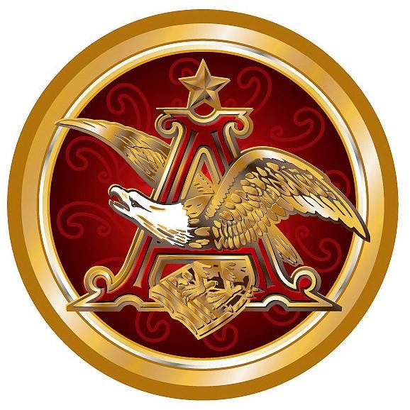 Anheuser Busch Eagle Logo High Top Pub Table