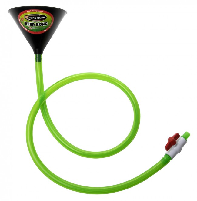 Beer Funnel Extreme 6ft Beer Bong Beer Funnel Accessories