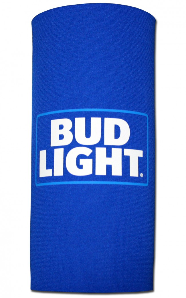 Bud Light 24oz Can Koozie