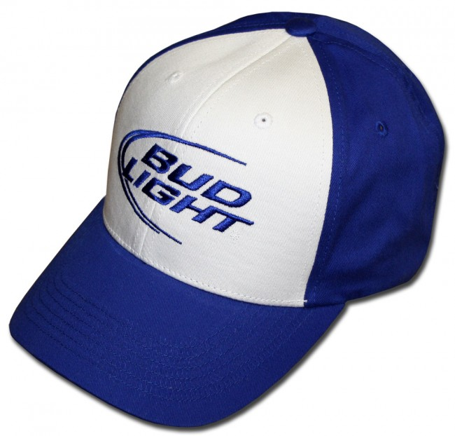 Home  Bud Light Royal Hat. Front 7bcc0958b289