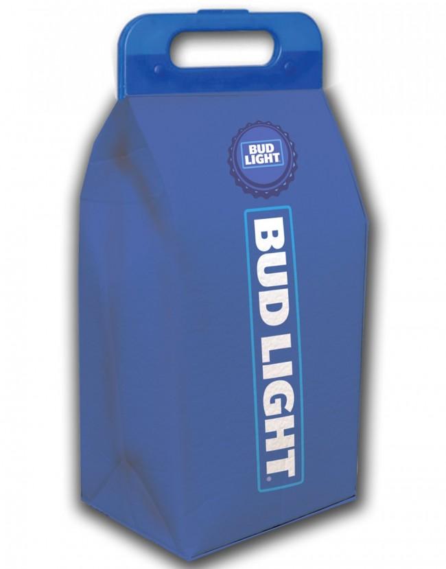 Bud Light 12 Pack Can Koolit Cooler Boozingear Com