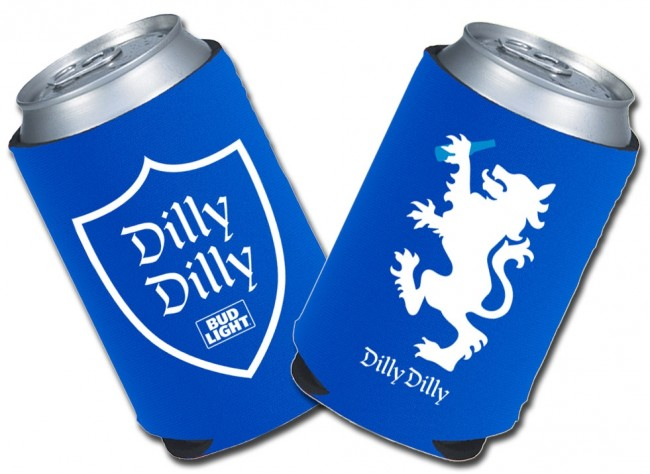 Bud Light Dilly Dilly Collapsible Koozies Boozingear Com