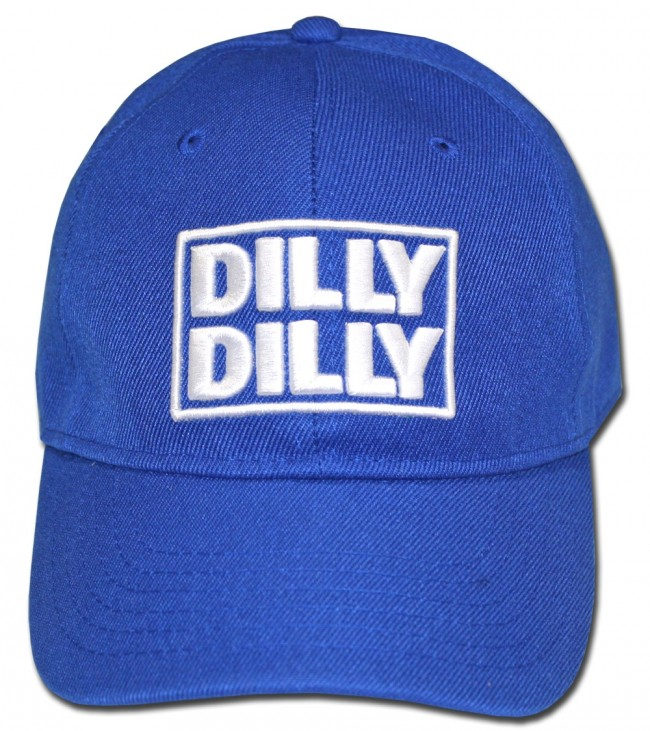 Home  Bud Light Dilly Dilly Royal Blue Hat. Front. Zoom · Front · Center 9148cf95c0ff