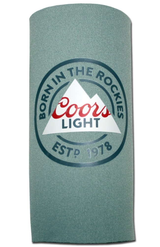 Coors Light Rockies 24oz Can Koozie Boozingear Com