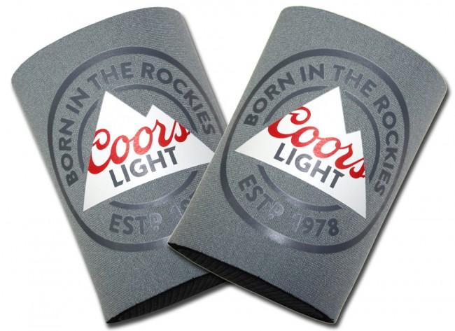 Coors Light Rockies Can Koozie Set. Zoom 99e299112a15
