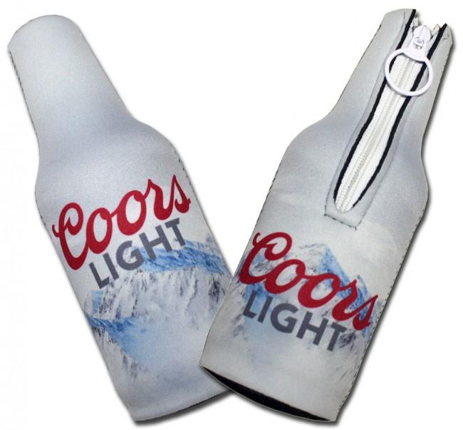 Coors Light Mountains Bottle Koozies Boozingear Com