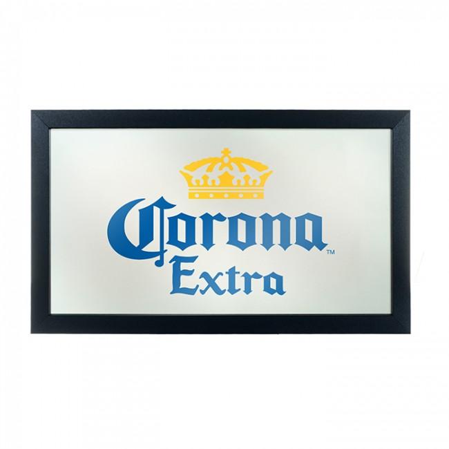Corona Extra Logo Bar Mirror Boozingear Com