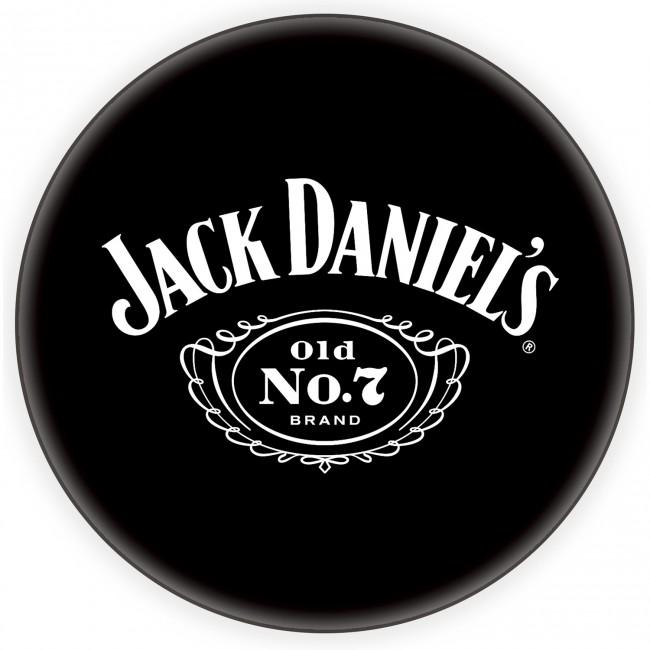 Jack Daniel S Bar Stool With Back Boozingear Com