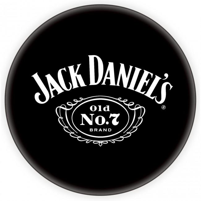 Jack Daniel S Bar Stool With Back Boozingear Com