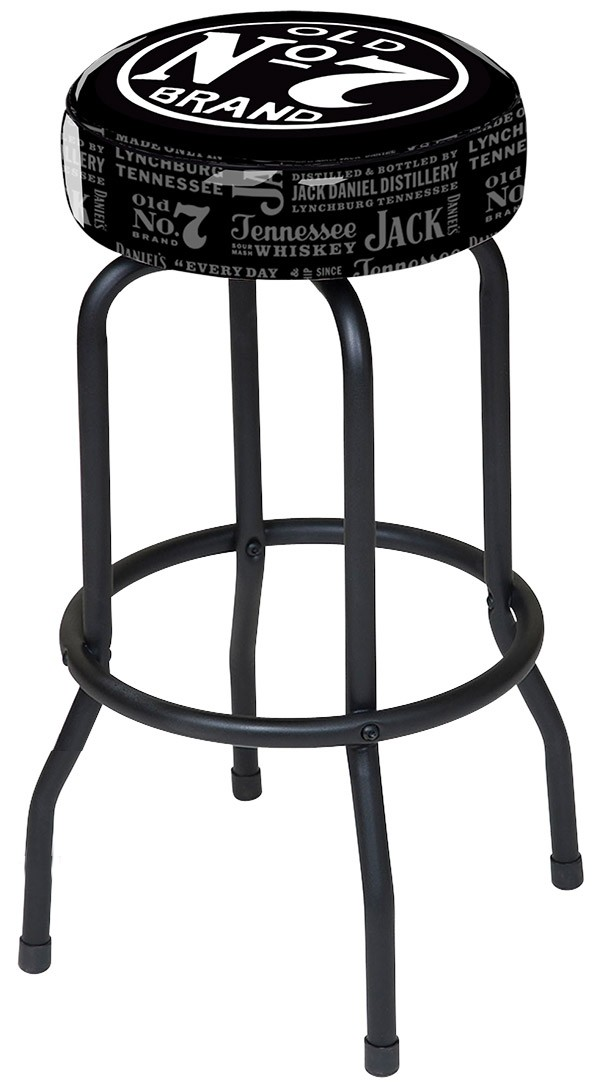 Jack Daniels Saloon Logo Bar Stool : jd 0040new1 from www.boozingear.com size 610 x 1089 jpeg 84kB