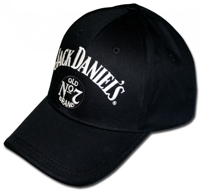 Jack Daniel S Black No 7 Bug Logo Hat Boozingear Com