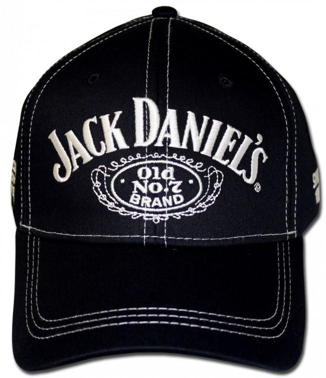 Jack Daniel S Embroidered Old No 7 Hat Boozingear Com