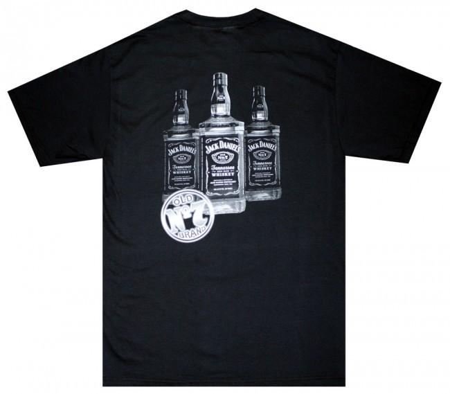 Jack Daniel's 3 Bottles T-Shirt