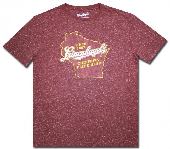 Leinenkugel S Chippewa Pride T Shirt Boozingear Com