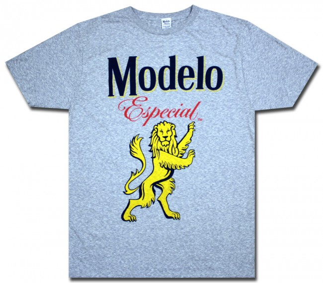Modelo Especial Beer Logo T Shirt Boozingear Com