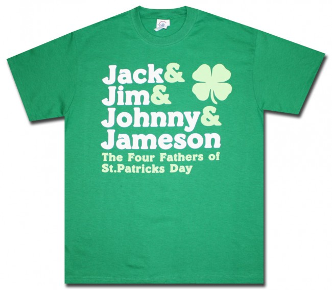 Womens St Patricks Day Shirts