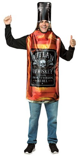 Whiskey Bottle Costume Boozingear Com