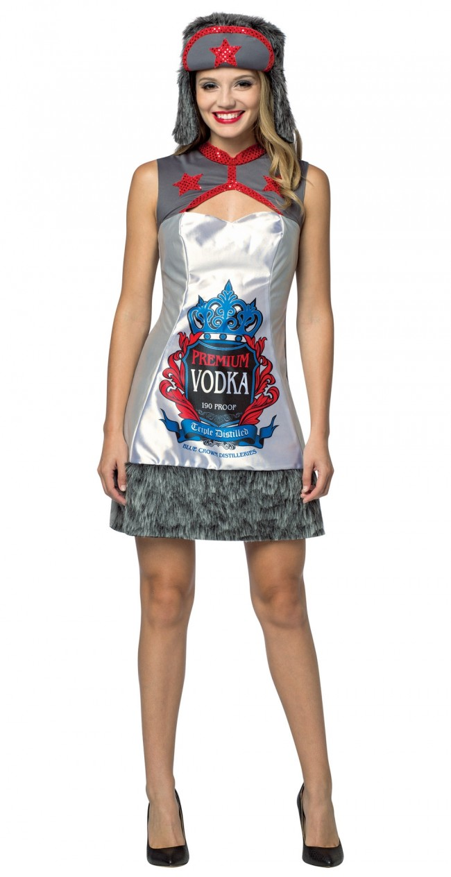 alcohol-themed costumes for sale | boozin' gear costumes