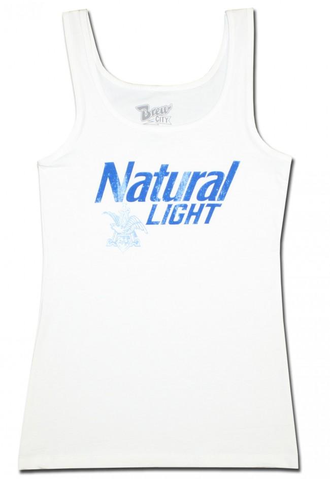 decf3f7c1bd0b3 Natural Light Women s Tank Top. Zoom