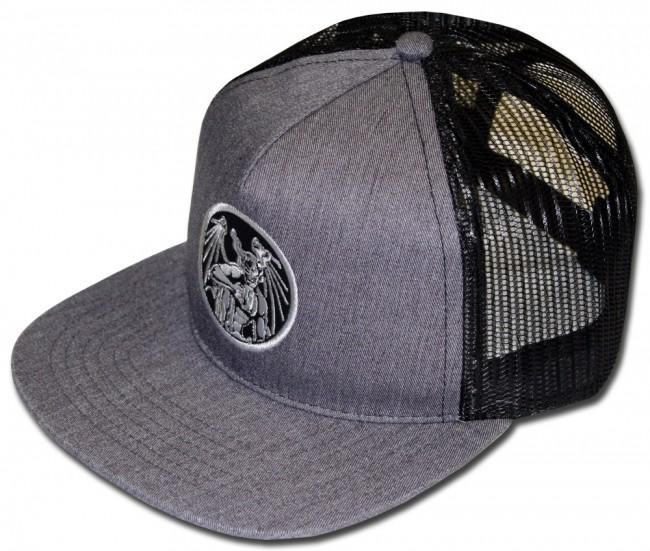 Stone Brewing Company Grey Trucker Hat Boozingear Com