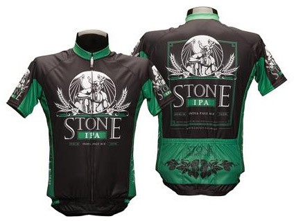 Stone IPA Green Cycling Jersey. Zoom 162226fb8