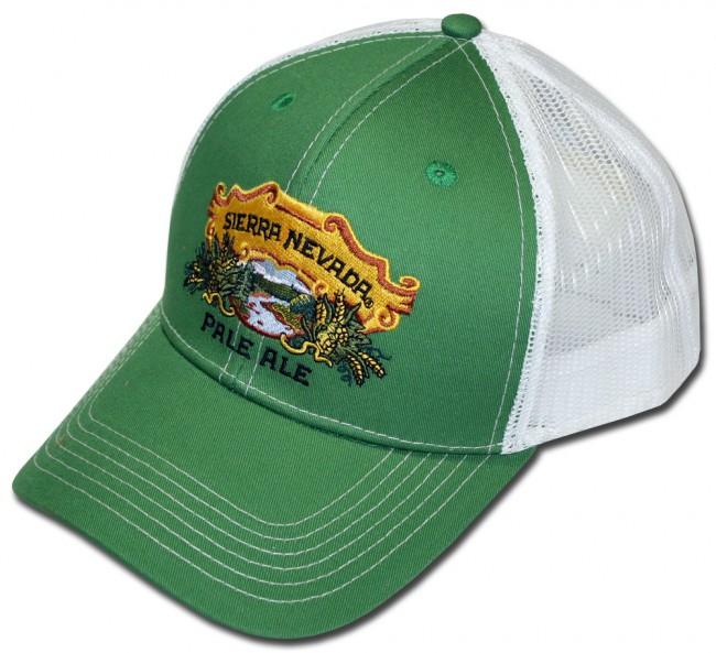 Sierra Nevada Pale Ale Trucker Hat Boozingear Com