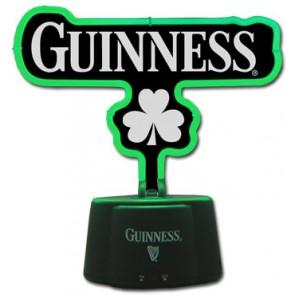 Guinness Neon Green Shamrock Light