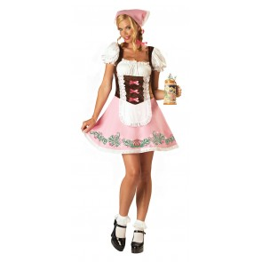 Fetching Fraulein Costume : Flirty Beer Girl