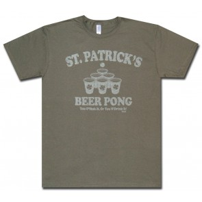 St Patrick's Sink It Or Drink It T Shirt
