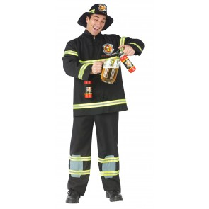 Fill 'er Up Fireman Costume