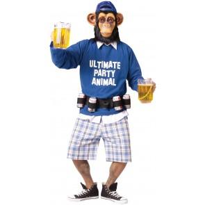 Ultimate Party Animal Costume : Monkey