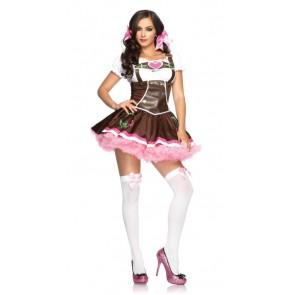 Lil German Girl : Beer Girl Costume