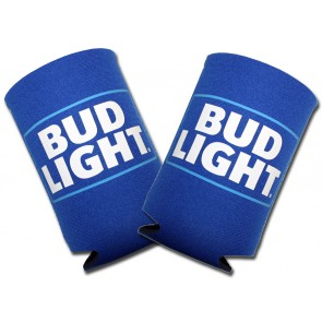 Bud Light Royal Collapsible Coozie Set