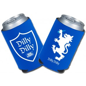Bud Light Dilly Dilly Collapsible Coozies