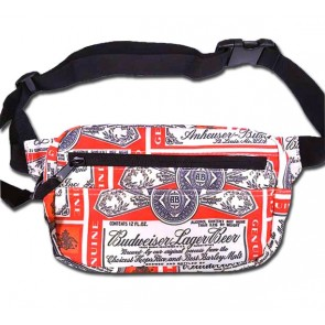 Official Genuine Budweiser Fanny Pack