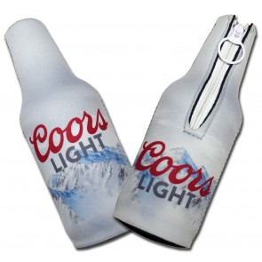 Coors Light Mountains Bottle Koozie Set