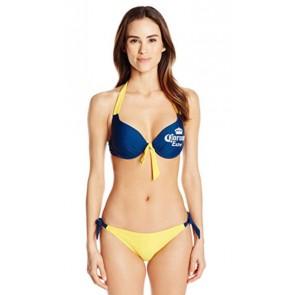Corona Extra Tied Bikini Set
