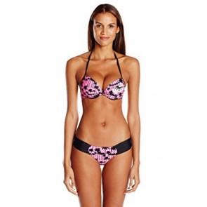 Corona Extra Neon Pink Bikini Set