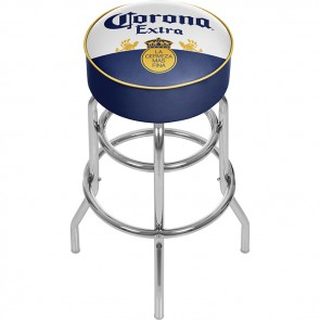 Corona Extra Dual Color Label Bar Stool