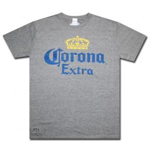 6937eb790cf76 Corona Extra Logo Bottle Opener T Shirt
