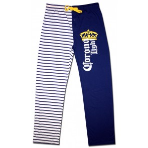 Corona Light Striped Pajama Pants