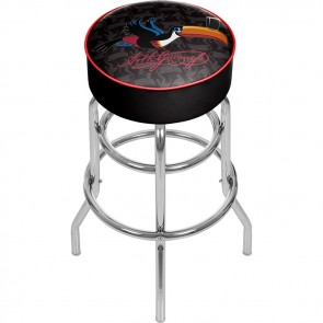 Guinness Flying Toucan Bar Stool