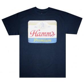 Hamm's Premium Navy T Shirt