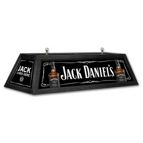 Jack Daniel's Billiards Light Fixture