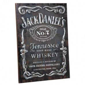 Jack Daniel's 3D Bottle Wall Art