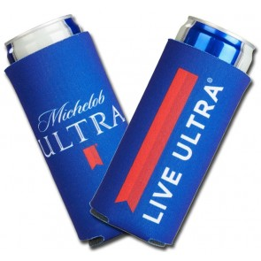 Michelob Ultra LIVE ULTRA Slim Coozie Set
